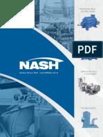 Linea de Productos Nash