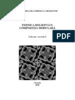 Tehnica Reliefului Compozitia Modulara Ind Metod DS