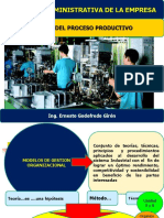 Ppt6 Oi - Diseño Del Proceso Productivo Parte a Utec-egg 30 Sep 2016