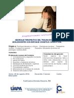 Brochure Diplomado