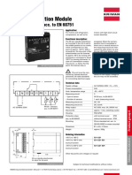 KRIWAN INT 300 Temperature Controller