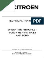 BoschME7.4.4 & EOBD