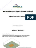 1_Active Antenna With RF Backend