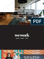 Onopia Case Study - Business Model de WeWork - Expérience client & Coworking