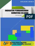 Indikator Pembangunan Provinsi Sumatera Selatan 2016.Unlocked