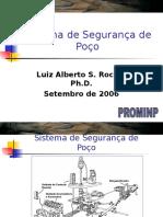 Cap. 4.1.6 - Sistema Da Sondas de Perfuração Segurança