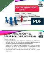 Capacitacion Formación y Desarrollo RRHH