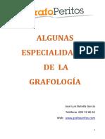 Dossier Grafologia2015