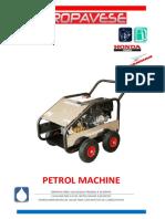 Petrol Machine Brochure