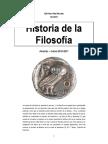 Tema 1 Los Orígenes de La Filosofía Occidental. Los Filósofos Presocráticos.