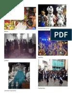 Actividades de La Feria en Chiantla.