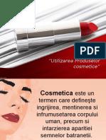 Cristina Proiect Cosmetica