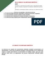 1er Capítulo de La Ciencia y El Enfoque Científico Imprimir