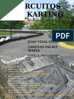 circuitos de karting
