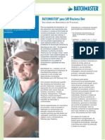 SAP Bussiness One Ind Farmaceutica Resumo