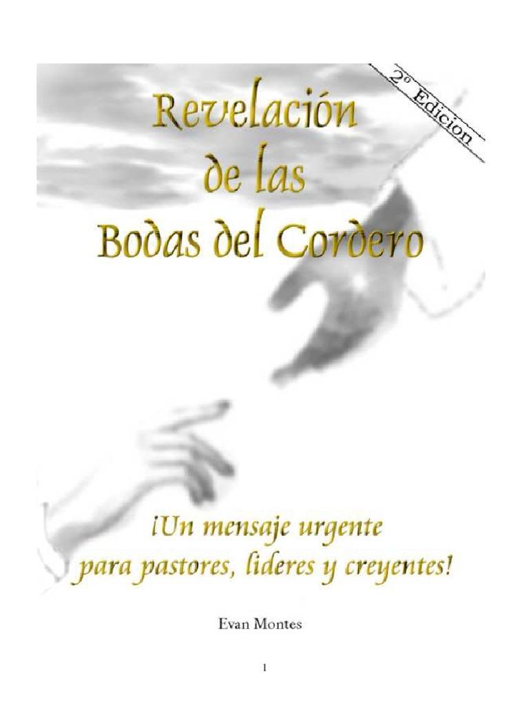 22030288 Revelacion de Bodas Del Cordero | Libro de revelación | Cristo  (título)