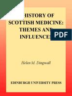 A History of Scottish Medicine