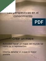 1 Los Mapas - Perspectivas en El c