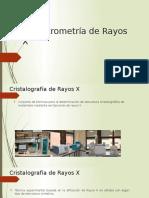 Difracción de Rayos X.pptx