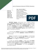 MEDIDA CAUTELAR NO MANDADO DE INJUNÇÃO 5.096 RIO GRANDE DO SUL