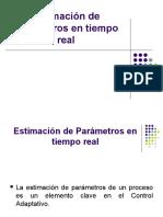 EstimaciondeParametrosentiemporeal