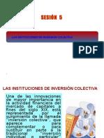 3 Institución de Inversión Colectiva , Seguros y AFP