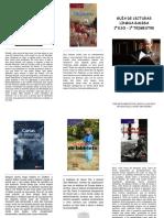 Guía de Lecturas Agustín Fernández Paz
