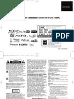 Manual Lg Hb954tzw-Ad.bbrallk Por 2891