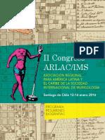 II Congreso ARLAC