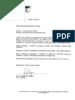 Laudo Tecnico SIMP - Teste de Continuidade Do SPDA