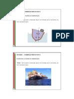 Arquitetura Naval e Serviço de Quarto 2 Prof. Ricardo Oliveira