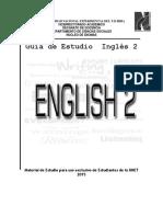 Guía Inglés 2 unet