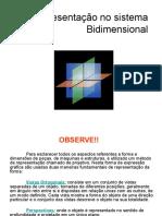 Representações No Sistema Bidimensional