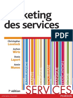 Christopher Lovelock, Jochen Wirtz, Denis Lapert, Annie Munos Marketing Des Services