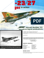 [Squadron-Signal] - [in Action n101] - Mig23-27