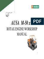 Manual Taller Motor Rotax