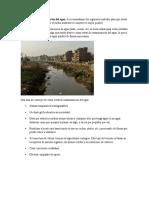 Cómo Evitar La Contaminación Del Agua