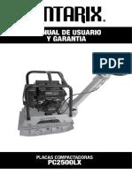 Manual Placa Compact Adora Pc 2500