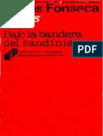 Bajo la Bandera del Sandinismo