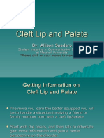 Cleft Lip and Palate1