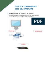 Dispositivos y Componentes Fisicos Del Hardware