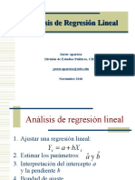 Presentación de Regresion Lineal Simple.ppt