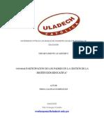 Informe de Trabajos Colaborativos II Unidad