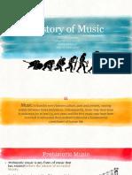 Art App - History of Music