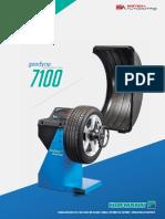 Balanceadora Geodyna 7100