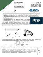 OBF 2014 - 3ª Fase Nível III (1)