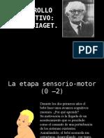 Etapas Del Desarrollo de Piaget