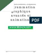 Le Langage Java Graphiques Avances Et Animations