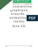 Le Langage Java Graphique Avance Java 2D