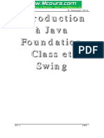 Le Langage Java Swing